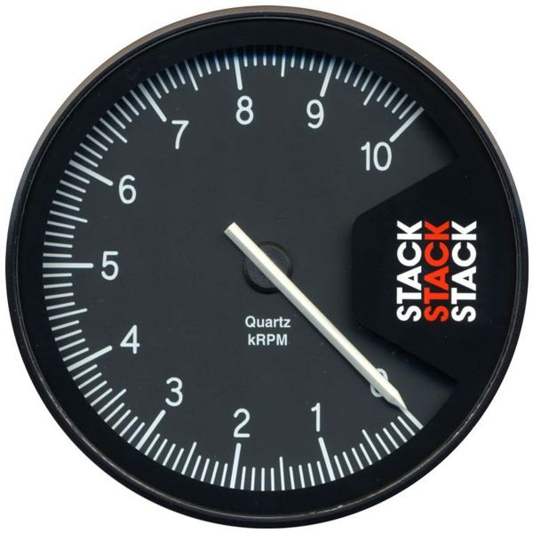 Stack ST430 125mm Recording Tachometer